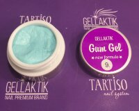 GELLAKTIK GUM GEL NEW FORMYLA  LIGHT BLUE 7гр