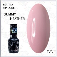 TARTISO гель лак VIP CODE Gummy Heather,15ml