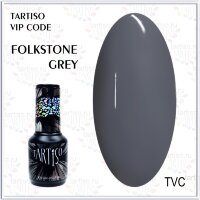 TARTISO гель лак VIP CODE Folkstone Grey,15ml