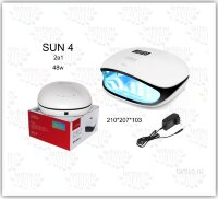 Лампа SUN4 UV+ LED Nail Lamp 48ВТ