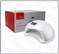 Лампа SUN5 UV+ LED Nail Lamp 54W 2-in-1